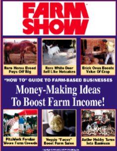 Farm Show, a long-time client of Rebecca Sterner