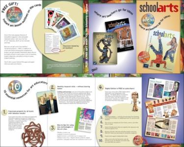 SchoolArts New Control Brochure - Rebecca Sterner